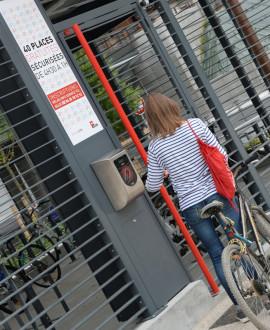 Vélo : plus de places sécurisées