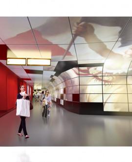 Les stations de métro se refont une beauté !