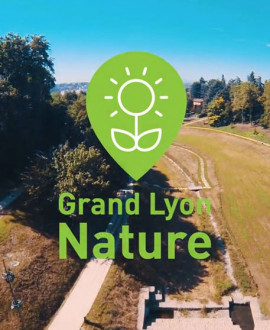 Grand Lyon Nature : direction Feyzin-le-Haut