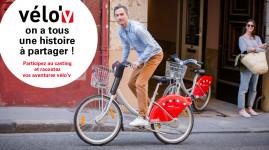 Casting : racontez vos aventures vélo'v
