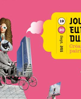Journées Européennes du Patrimoine : le programme est en ligne !