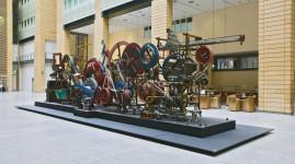 Musée des Confluences : quand la machine devient objet d'art