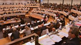 Conseil de la Métropole du 23 mars 2015
