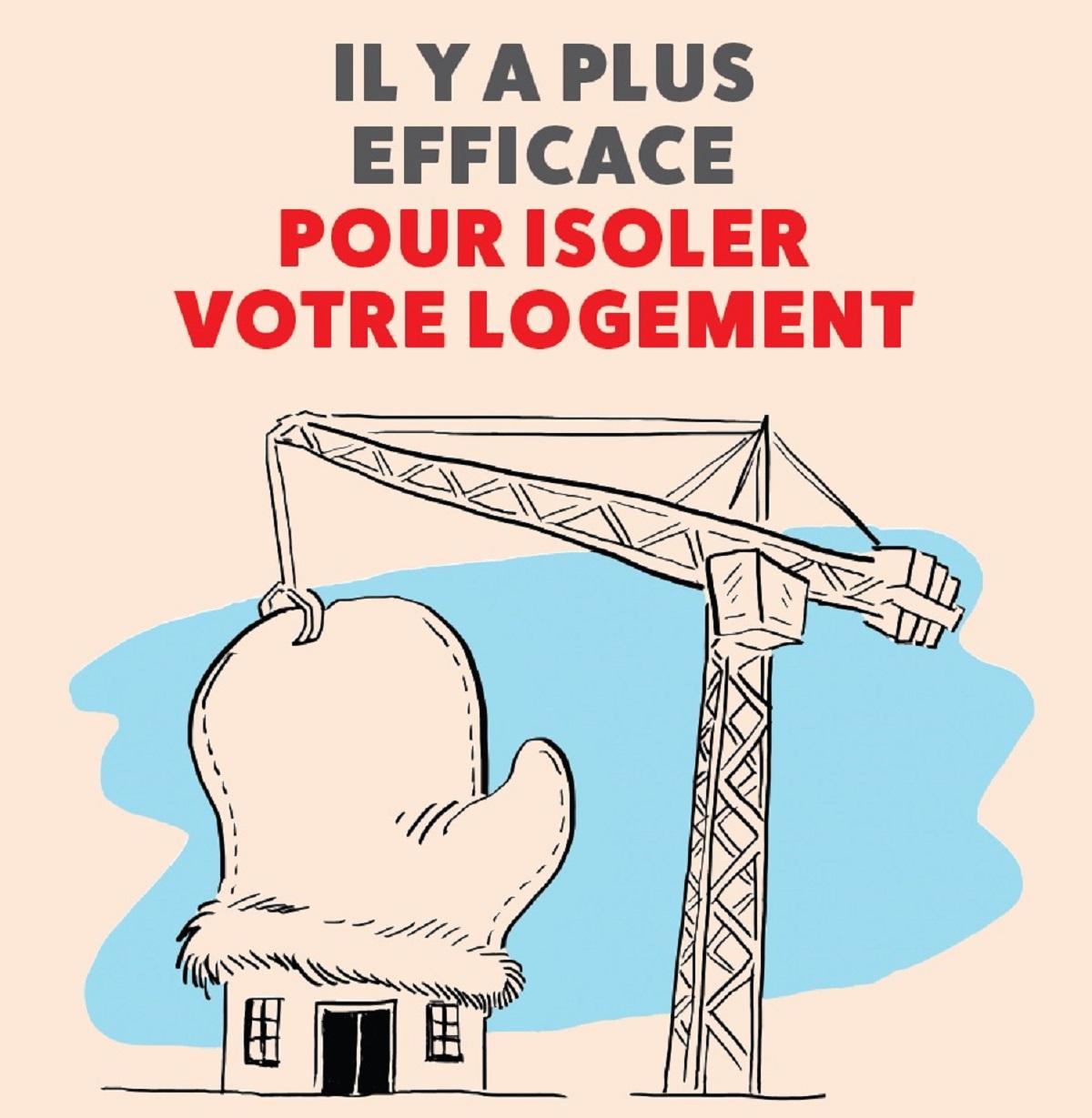 Propriétaires et co-propriétaires, pour améliorer votre confort thermique, pensez à écoréno'v © NG WEE PIN
