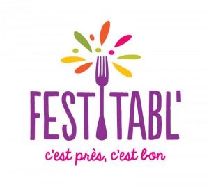 Avec Festitabl', de grands événements culturels et sportifs de la région s'engagent pour offrir une nourriture locale et de qualité.