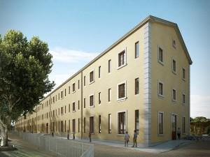 La future résidence étudiante