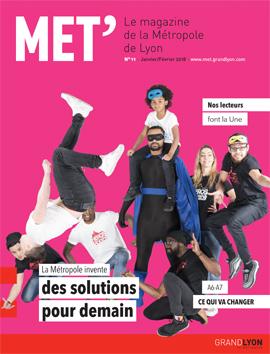Couverture du MET 11 - janvier / février 2018