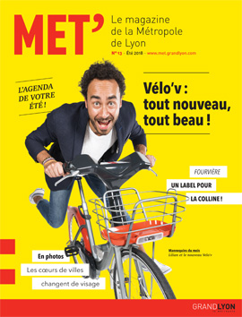 MET'13 : une du magazine